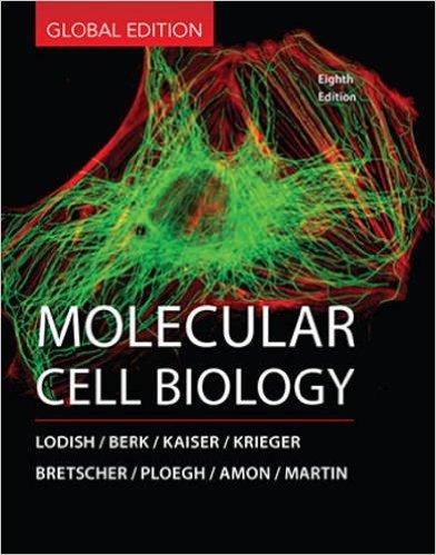 Molecular cell biology. Harvey Lodish [et al.]