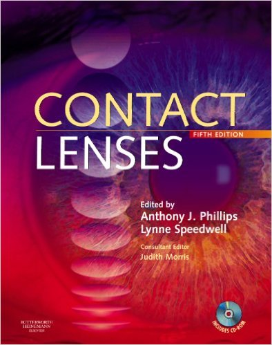 Contact lenses. edited by Anthony J. Phillips and Lynne Speedwell ; consulting editor Judith Morris ; CD-ROM created by Tony Hough