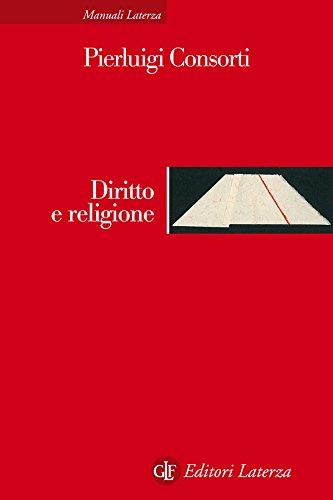 Diritto e religione. Pierluigi Consorti