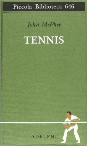Tennis. McPhee John