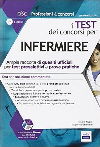 I test dei concorsi per infermiere. [M. Ghislandi et al.]